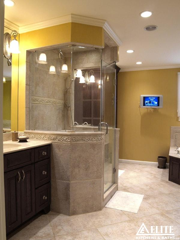 Bathrooms 120