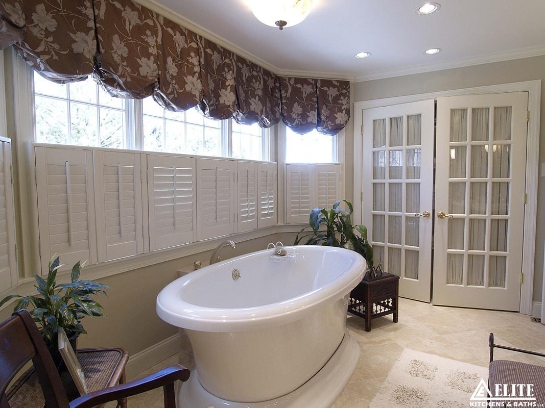 Bathrooms 116