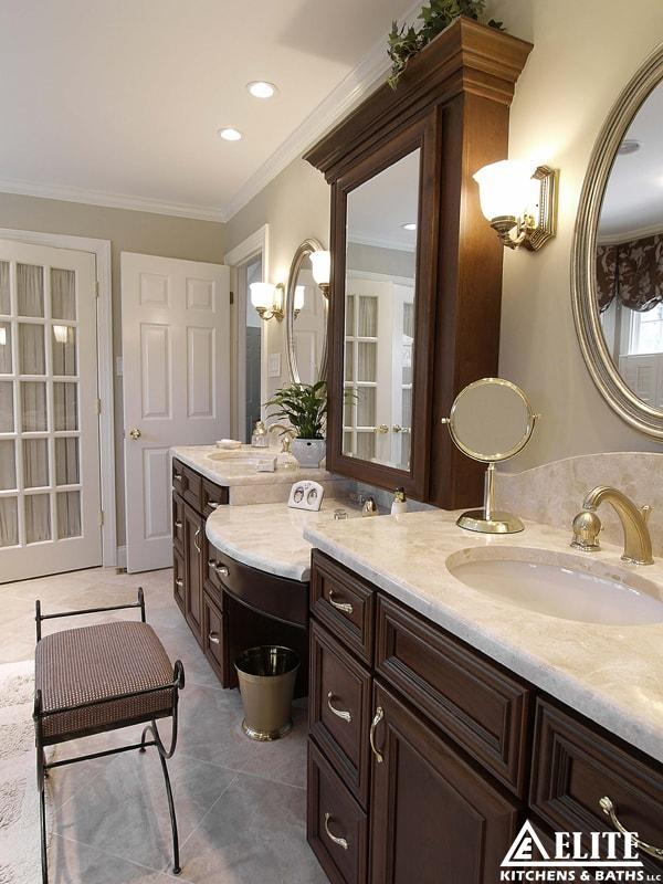 Bathrooms 115