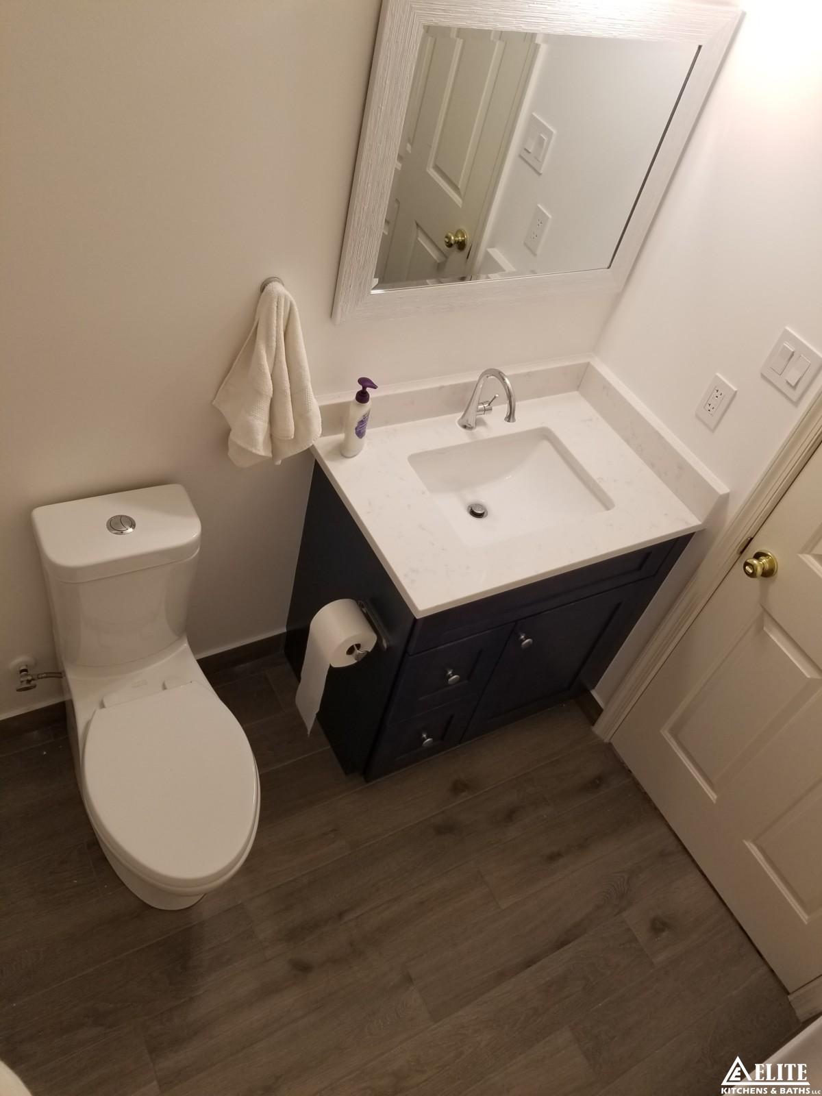 Bathrooms 78