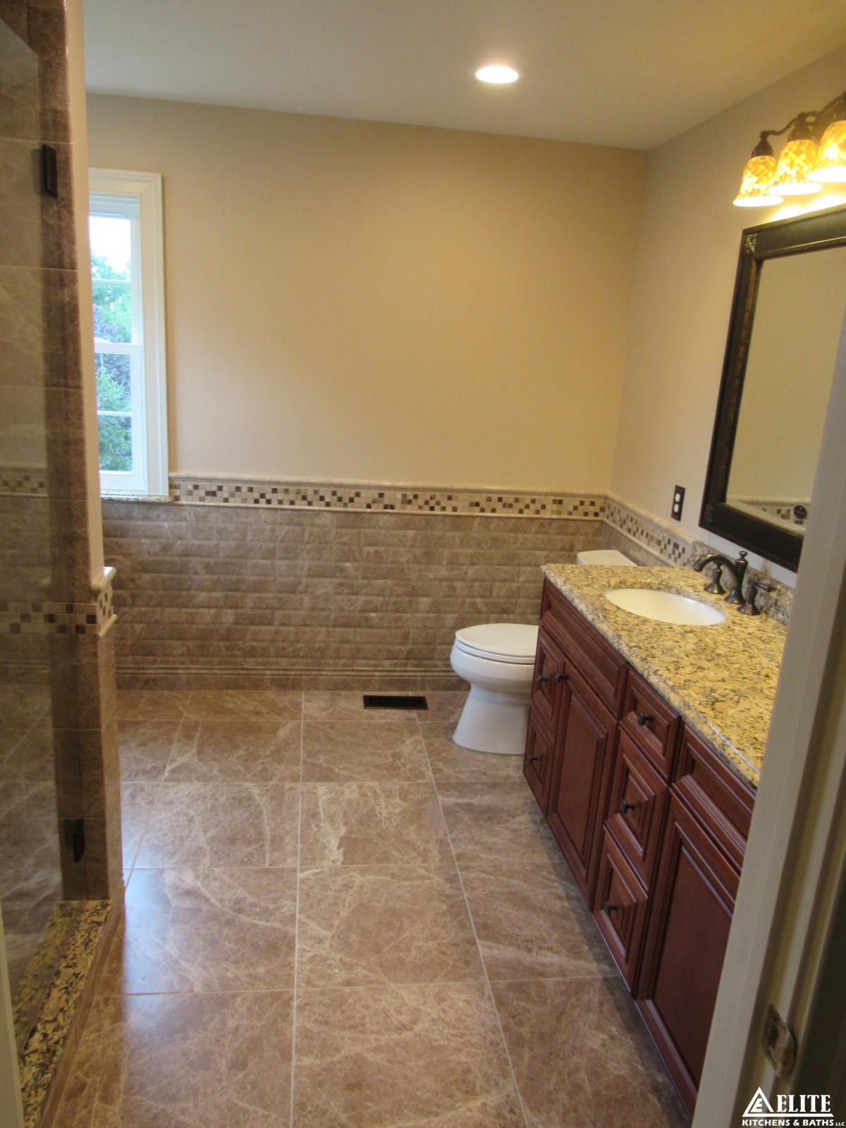 Bathrooms 107