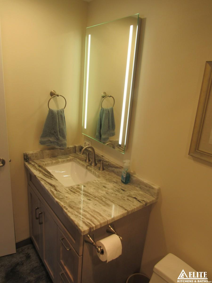 Bathrooms 80