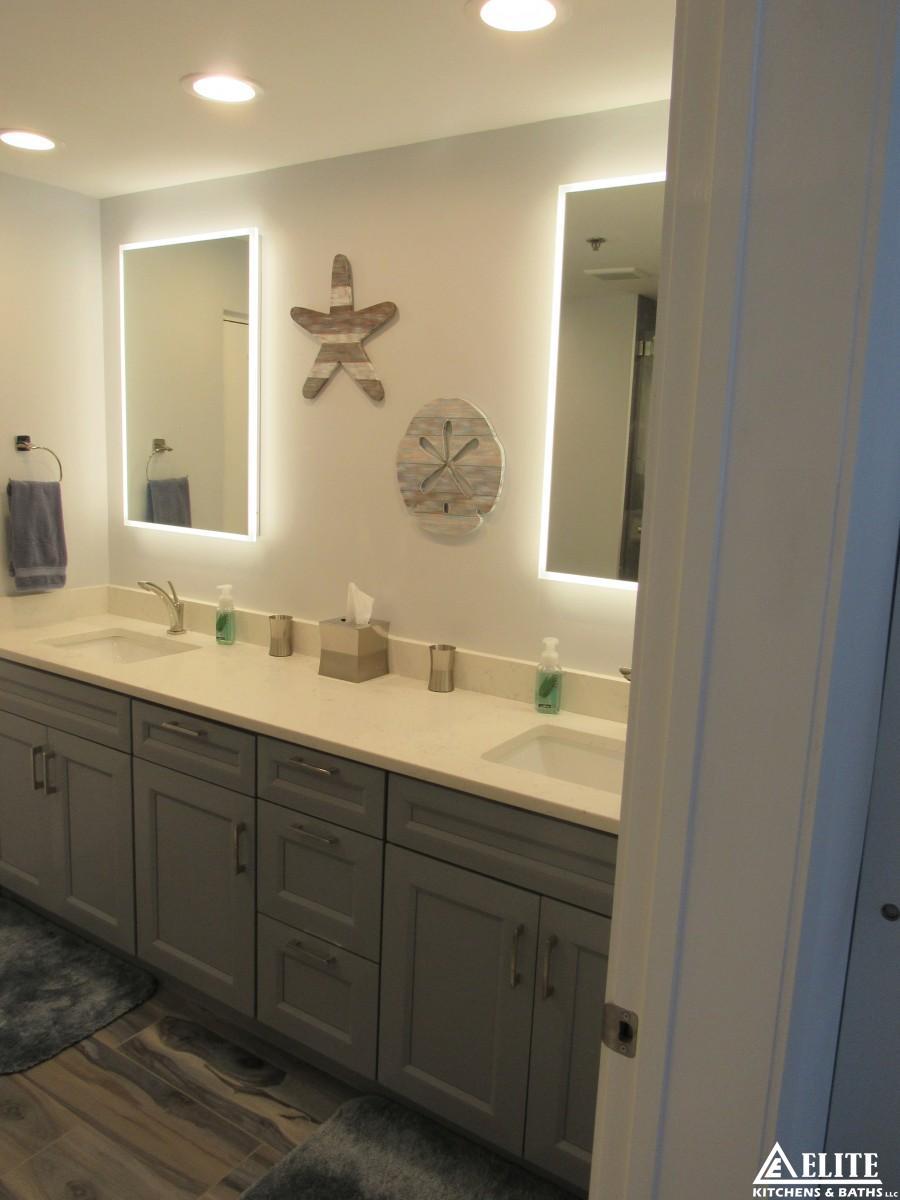Bathrooms 73