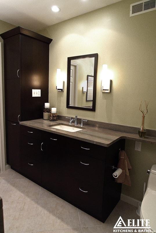 Bathrooms 108