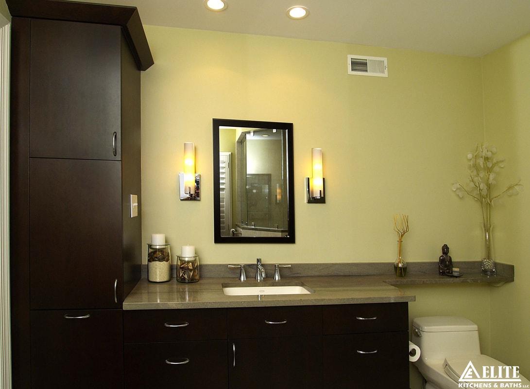 Bathrooms 105