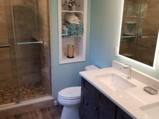 Bathrooms 61