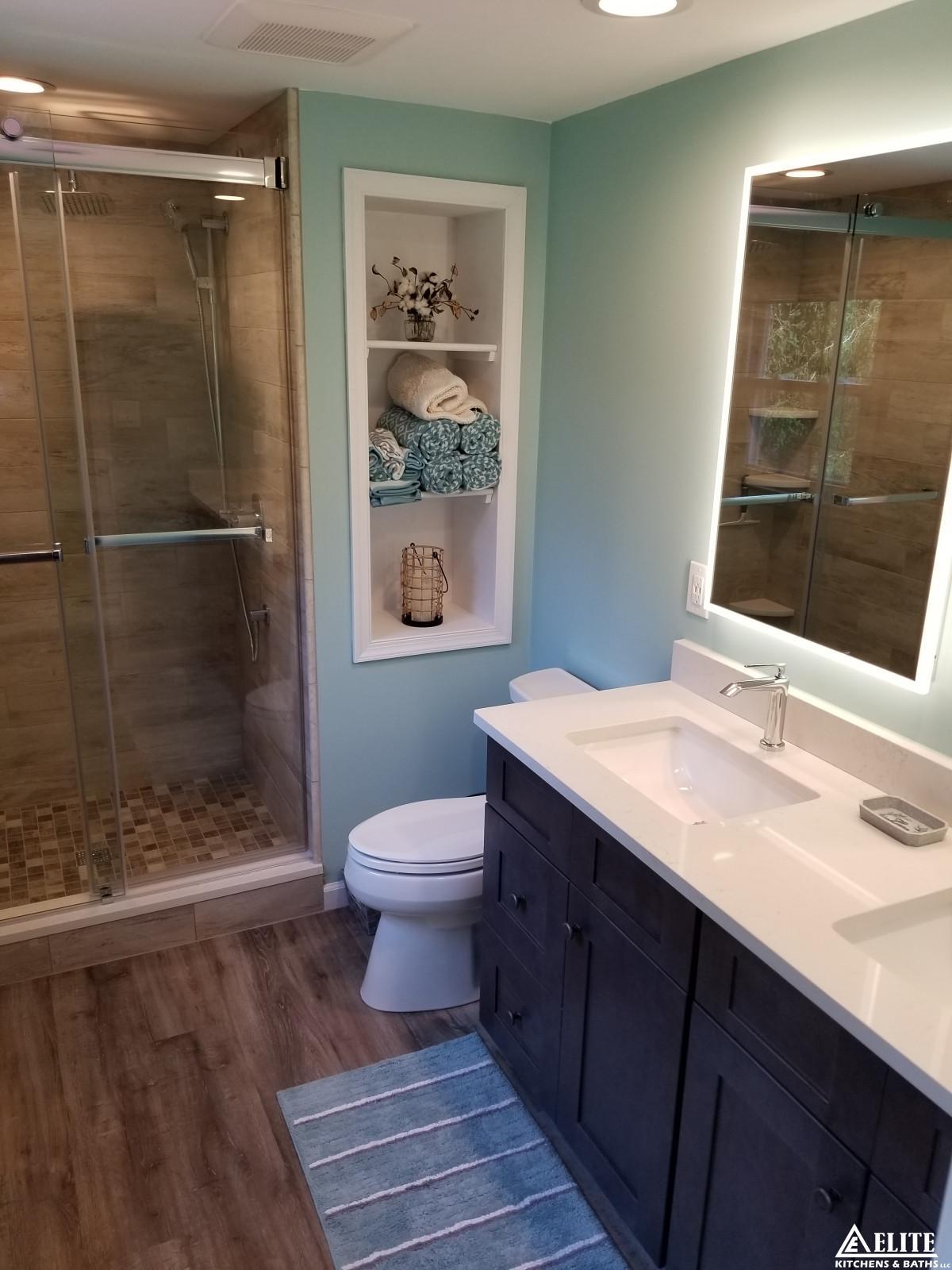Bathrooms 122