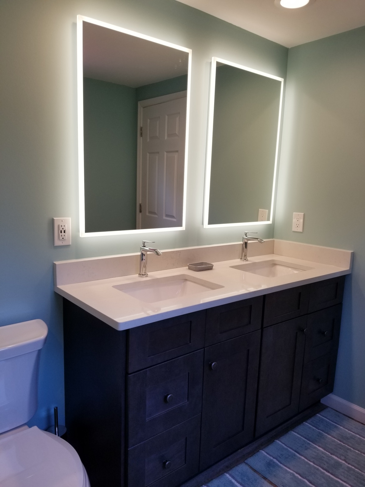 Bathrooms 121